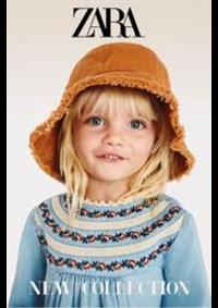 Prospectus ZARA Woluwe-Saint-Lambert : New Collection Kids