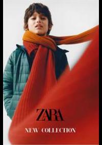 Prospectus ZARA WATERLOO : New Collection Boys