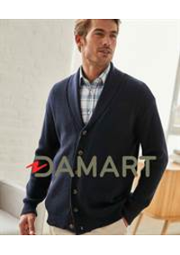 Prospectus Damart PARIS 8 : Nouvelle Collection / Homme