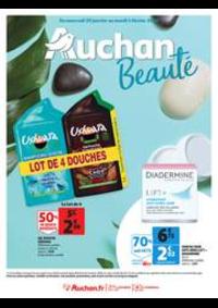 Prospectus Auchan Leers : Auchan Beauté