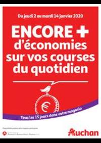Prospectus Auchan MONTIVILLIERS : Des économies au quotidien