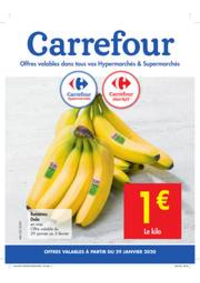 Prospectus Carrefour Market MENEN Leperstraat : folder Carrefour Market