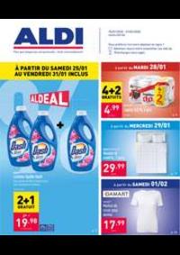 Prospectus Aldi ANDERLECHT Renard : Le dépliant ALDI de cette semaine