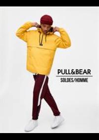 Prospectus Pull & Bear Bruxelles - Rue Neuve  : Soldes / Homme