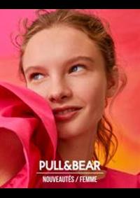 Prospectus Pull & Bear PARIS 15 RUE LE PARVIS DE LA DEFENSE : Nouveautés / Femme
