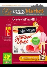 Prospectus CocciMarket PARIS 41 Rue du Fg Montmartre : Ce soir c'est radette!