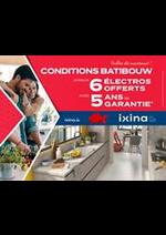 Prospectus Ixina : Campagne fevrier