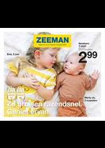 Prospectus Zeeman : Baby Collection