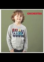 Prospectus Orchestra : Les Nouveautés