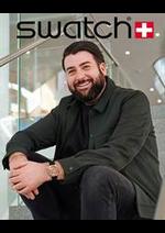 Prospectus Swatch : Les Nouveautés Homme