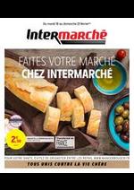 Prospectus Intermarché Super : FAITES VOTRE MARCHÉ