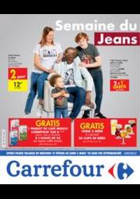Prospectus Carrefour FLEMALLE : Semaine du Jeans