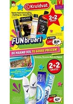 Prospectus Kruidvat : Offres
