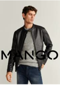 Prospectus MANGO MULHOUSE : Leather and more