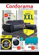Prospectus Conforama : Confort XXL