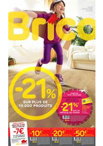 Promos et remises Brico : Brico Acties