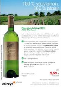 Prospectus Colruyt ANDENNE : Sauvignon Selection