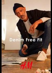 Catalogues et collections H&M Bern - Westside : Denim Free Fit