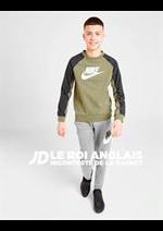 Catalogues et collections JD SPORTS : Nouveautés  Enfant