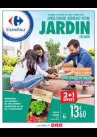 Prospectus Carrefour SAINT BRICE SOUS FORET : Catalogue Carrefour