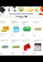 Promos et remises  : Offres Carrefour Drive