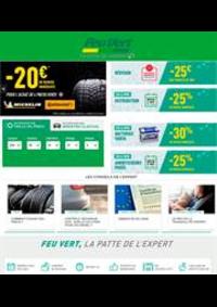 Prospectus Feu Vert DRANCY : Offres Feu Vert
