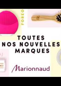 Prospectus Marionnaud MARGENCEL : Toutes nos Nouvelles Marques