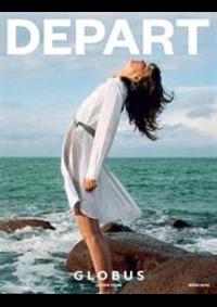 Prospectus GLOBUS Bern - Spitalgasse  : Magazin Depart