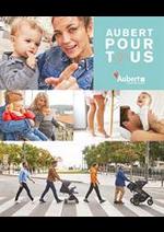 Prospectus  : Nouveau guide Aubert