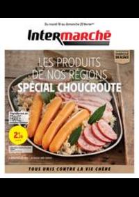Prospectus Intermarché Super Argenteuil 7 rue du 8 Mai 1945 : Catalogue Intermarché