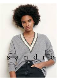 Prospectus Sandro LE CHESNAY : Pulls & Cardigans Femme