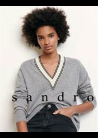 Prospectus Sandro LEVALLOIS PERRET : Pulls & Cardigans Femme