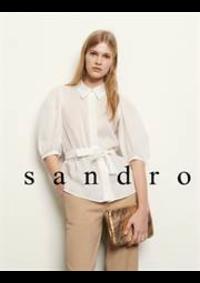 Prospectus Sandro LEVALLOIS PERRET : Collection Femme