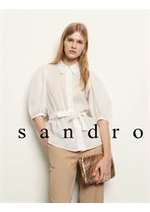 Prospectus Sandro : Collection Femme