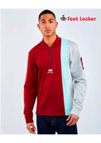 Prospectus Foot Locker Argenteuil : Collection Polos / Homme