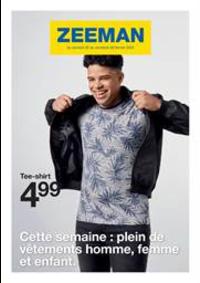 Prospectus Zeeman Champigny sur Marne : Promos Zeeman