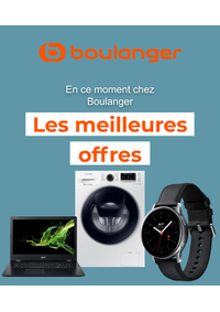 Prospectus Boulanger Chantepie : Les meilleures offres