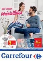 Prospectus Carrefour : Des offres irrésistibles