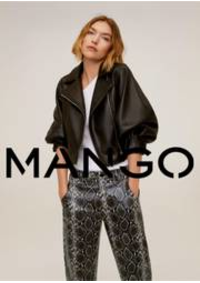 Prospectus MANGO & MANGO kids Brussels - Chaussée d' Ixelles : Leather and more