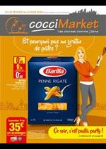 Prospectus CocciMarket : Et pourquoi pas un gratin de pâtes?