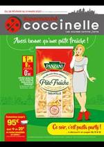Prospectus Coccinelle : Aussi bonne qu'une pâte fraîche!