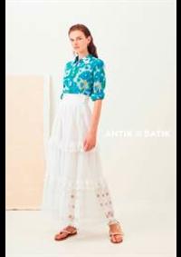 Prospectus Antik Batik Paris 4 Marais : Collection Printemps/Été 2020