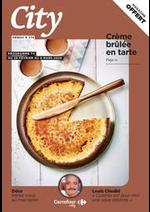 Journaux et magazines Carrefour city : City Hebdo S10