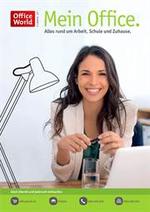 Promos et remises  : Office World katalog