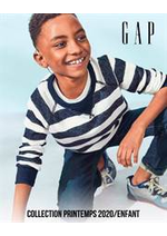 Catalogues et collections Gap : Collection Printemps 2020  Enfant