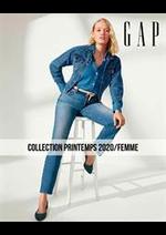 Catalogues et collections  : Collection Printemps 2020  Femme