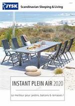 Promos et remises  : Instant Plein air 2020