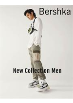 Catalogues et collections Bershka : New Collection Men