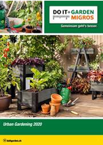 Prospectus Do it + Garden : Urban Gardening 2020