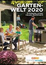 Prospectus Coop Brico+Loisirs : Gartenwelt 2020